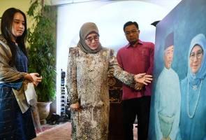 Anugerah Ikon Kraf adalah hadiah untuk Pahang - Permaisuri