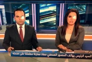 Solidariti global buat jurugambar Palestin kehilangan mata ditembak Yahudi
