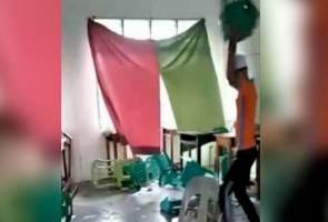 Polis Kelantan panggil empat remaja bantu siasatan kes rosakkan harta sekolah