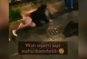 Polis nafi video tular 'penyokong Indonesia dipukul' berlaku di Stadium Bukit Jalil