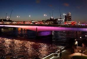 Serangan di London Bridge: Tiga maut termasuk suspek