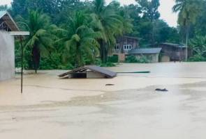 Jumlah mangsa banjir di Kelantan meningkat kepada 389 orang pagi ini