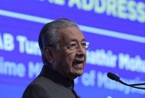Semua orang perlu berperanan tangani jenayah kewangan - Tun Dr Mahathir