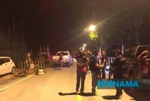 15 anggota sukarelawan maut, empat cedera dalam serangan di Selatan Thailand