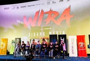 Tiada pertaruhan angka kutipan, Adrian Teh harap penonton terima baik filem 'Wira'
