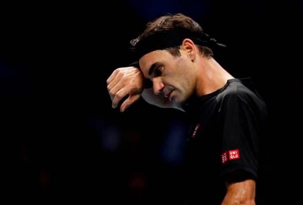 Selesai jalani pembedahan, Federer terlepas Terbuka Perancis