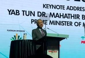 CPOPC desak WTO campur tangan isu diskriminasi minyak sawit - Tun Mahathir