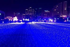 Limpahan cahaya sambut delegasi ASEAN di Busan