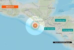 Gempa 5.6 magnitud gegar Guatemala