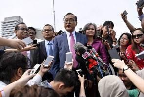 Sam Rainsy hargai sokongan Ahli Parlimen Malaysia