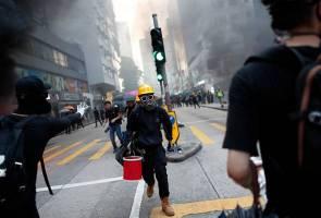 Tangguh perjalanan tidak penting ke Hong Kong - Wisma Putra