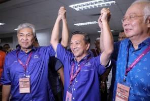 Menikmati gelombang kemenangan BN di Tanjung Piai