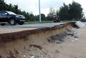 Penduduk kampung di Kuala Nerus bimbang masalah hakisan pantai