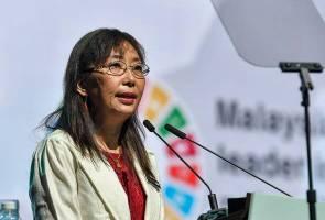 Levi RM1 ke atas pengusaha ladang kelapa sawit bagi inisiatif hijau - Teresa Kok