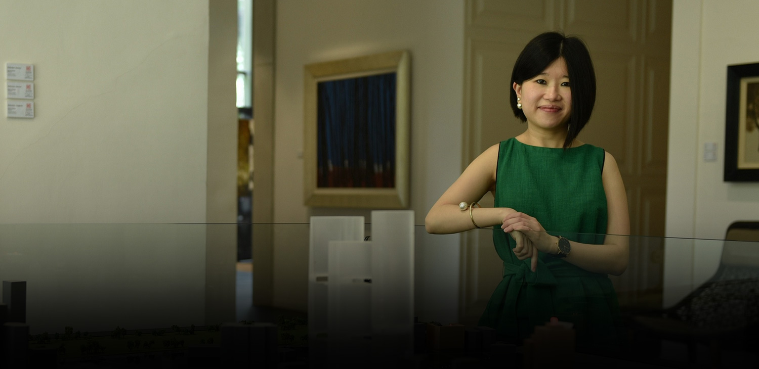 KSK CEO Joanne Kua: Petite Insurer, Assured Builder
