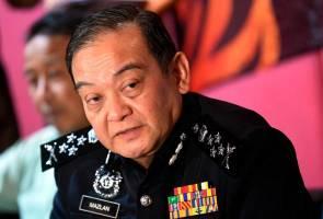 Polis panggil kumpulan bawa masuk abu Chin Peng