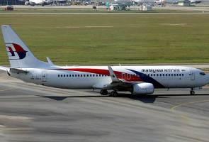Pesawat MH360 dari KL ke Beijing berpatah balik