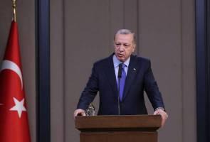 Erdogan ugut bebaskan tahanan Daish ke EU