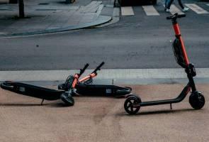 Jakarta larang guna e-skuter di sekitar bandar susulan kemalangan maut