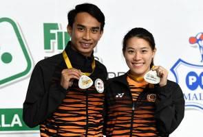 Kejohanan Terjun Grand Prix FINA: Gandingan Syafiq-Wendy rangkul emas