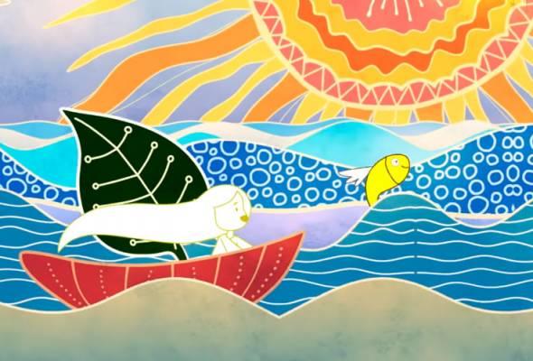 Animasi pendek tempatan 'Batik Girl' terima pengiktirafan antarabangsa