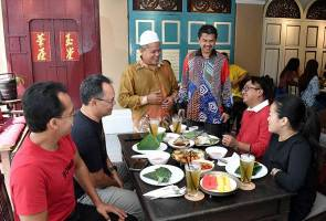 Kampung Budaya tarikan baharu Terengganu