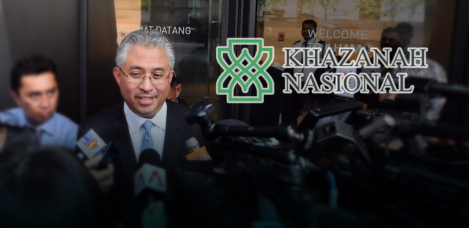 New Khazanah in the Offing?