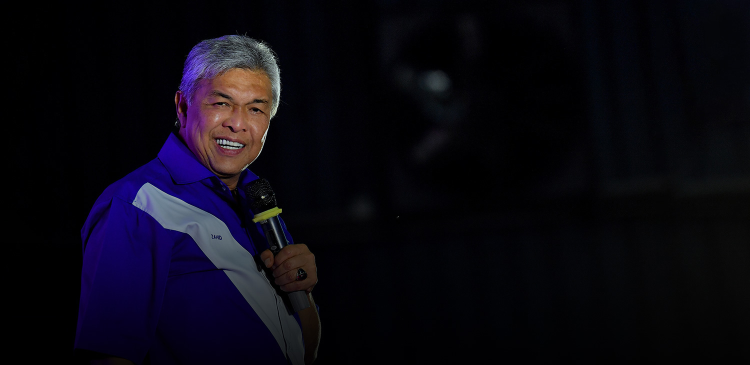 Party Elections Done, Over to Zahid to Revive UMNO