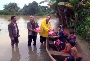 PPS tak mampu tampung, mangsa banjir terpaksa pindah lagi
