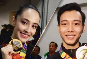 Farah Ann, Fu Jie tambah emas gimnastik