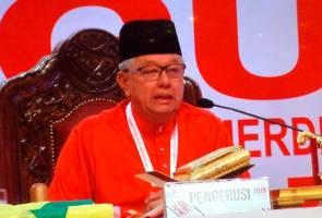 Air mata buka tirai Perhimpunan Agung UMNO 2019