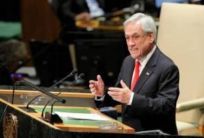 PM Chile pantau perkembangan pesawat Hercules bersama 38 penumpang hilang