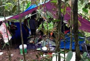 Enam lelaki ditahan kerana ceroboh hutan simpan
