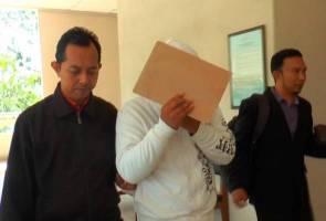 Kes curi kambing: Koperal polis menangis teresak-esak rayu ringan hukuman
