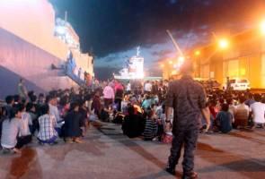 84 pendatang Indonesia diusir