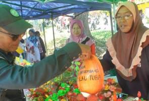 Tarikan Desa KEDA Telok Berembang jadi produk pelancongan