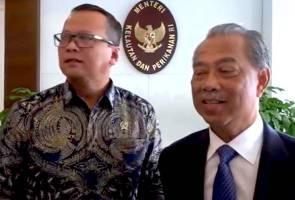 Malaysia dan Indonesia sedia wujudkan kawasan pembangunan bersama perikanan
