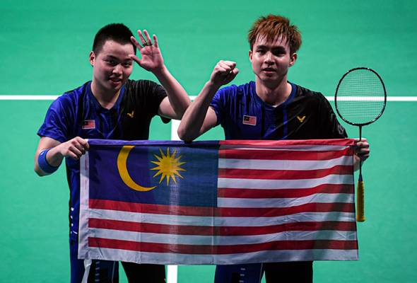 Masters Sepanyol: Permulaan baik untuk 2 pasangan beregu Malaysia | Astro Awani