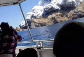 Letusan gunung berapi New Zealand: Seorang rakyat Malaysia maut