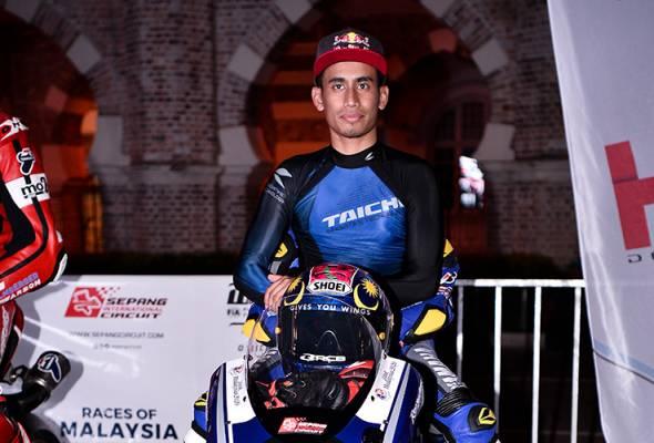 Hafizh janji kekal tenang pada 'Races of Malaysia'