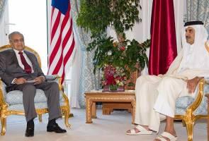 Malaysia destinasi ideal bagi pelabur Qatar - Tun Mahathir