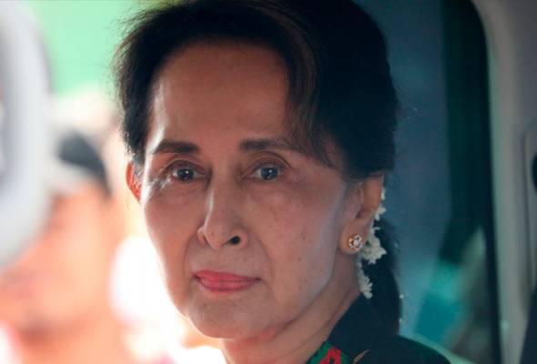 Aung San hilang 'suci', hapus etnik, bukti dinafi
