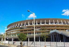 Stadium Nasional kini bersedia untuk Olimpik Tokyo 2020
