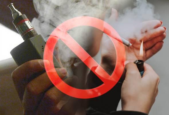 Semua tempat makan jadi kawasan larangan merokok mulai 2020