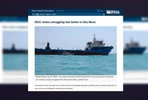Kapal dan 16 kru yang ditahan pihak berkuasa Iran bukan dari Malaysia - Saifuddin