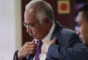 """""""Saya tidak selesa ada banyak wang dalam akaun"""" - Najib Razak"""