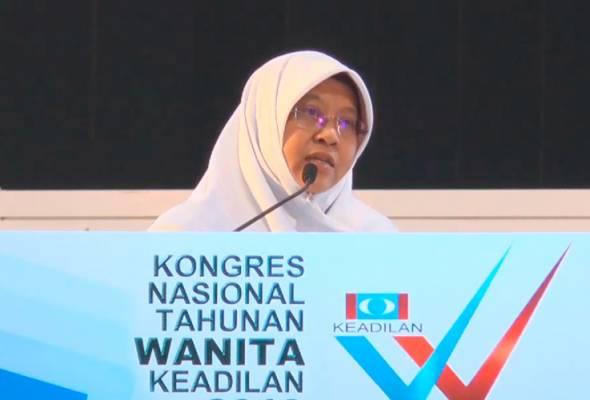 Terima teguran akar umbi, kata Ketua Wanita PKR