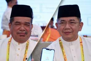 Mat Sabu, Salahuddin kekal presiden dan timbalan presiden Amanah