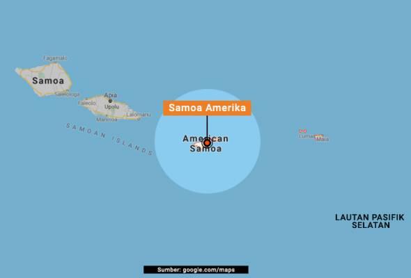 Selepas Samoa, kini American Samoa pula diisytihar menghadapai krisis wabak demam campak.
