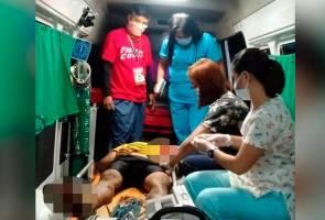 Suspek kes 'penggal dan makan otak' mati ditembak polis
